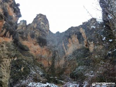 Parque Natural Barranco del Río Dulce; entre amigos madrid excursiones desde madrid las merindades